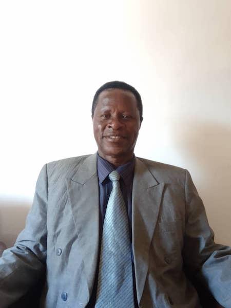 Mr K.  Manyongo