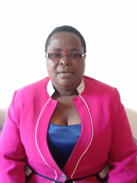Mrs Samudzi