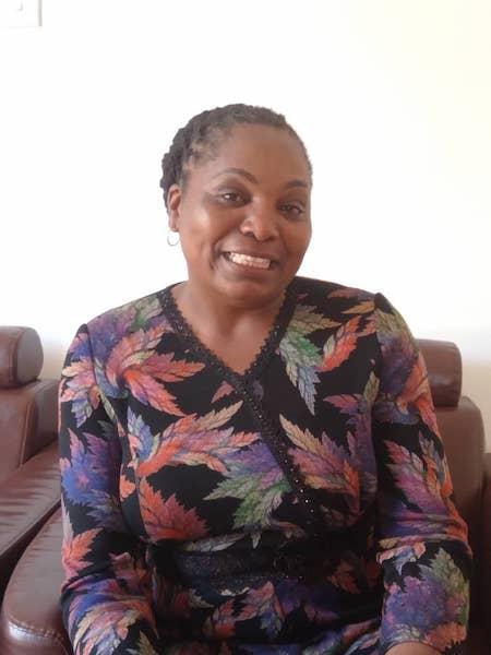 Mrs R. Chikarakara - Mpofu